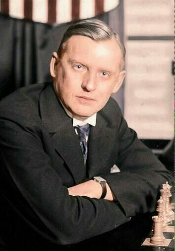 الکساندر آلخین از سال ۱۹۲۱ تا ۱۹۲۷