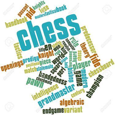 اصطلاحات شطرنج   لغت نامه شطرنج   اصطلاحات تخصصی شطرنج