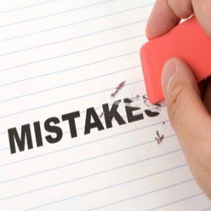 پرهیز از اشتباهات بزرگ در شطرنج