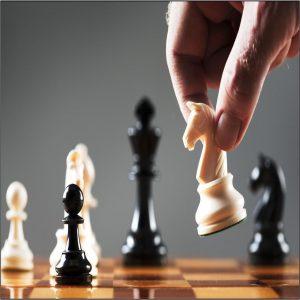 تعویض در شطرنج | جوهره بازی شطرنج | تعویض و تسویه چیست