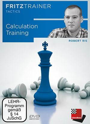 هنر محاسبه | محاسبه در شطرنج | تمرینات محاسبه