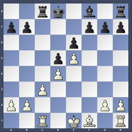 در اختیار داشتن فضا در شطرنج