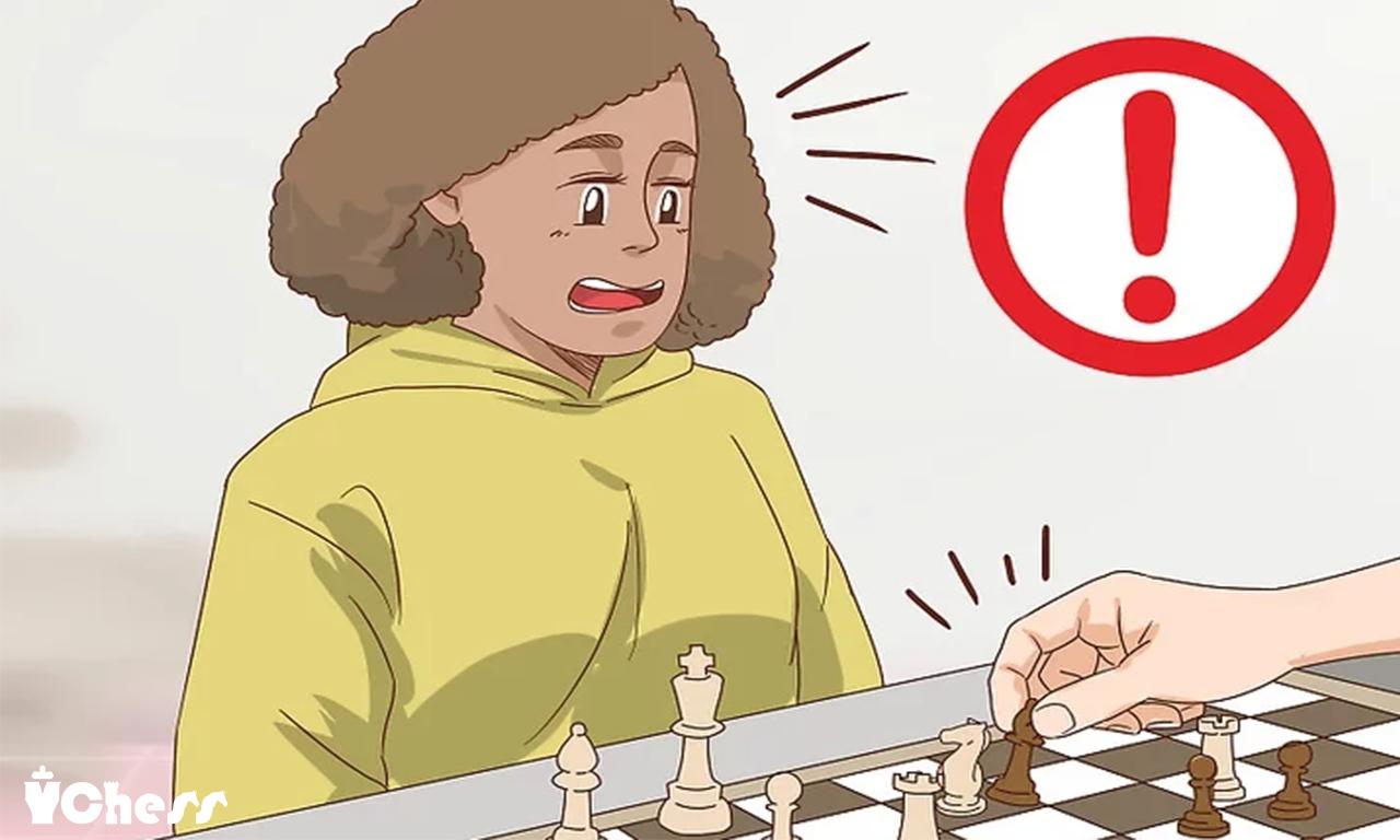 چگونه از رخ دادن اشتباهات فاحش در شطرنج جلوگیری کنیم